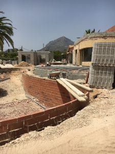 huis bouwen in Spanje